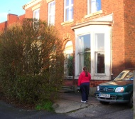 image of the outside of our premises on Park Road, Chorley